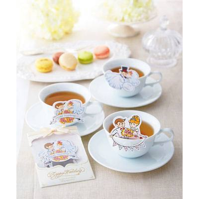 Tea Time Wedding